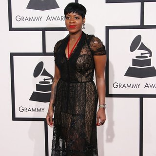 Fantasia Barrino - The 56th Annual GRAMMY Awards - Arrivals
