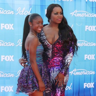 Fantasia Barrino in American Idol Season 11 Grand Finale Show - Arrivals