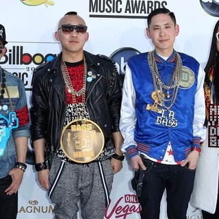 Far East Movement in 2012 Billboard Music Awards - Arrivals
