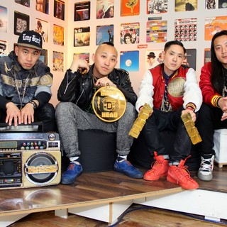 Far East Movement in Far East Movement at Yagaloo.TV show