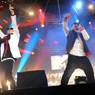 Far East Movement in Isle of MTV Malta - Performances