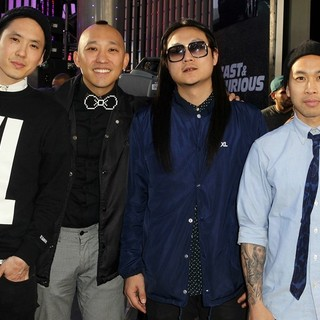 Far East Movement in Los Angeles Premiere of Fast and Furious 6