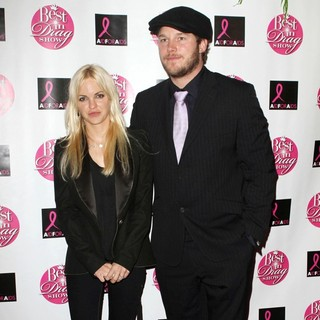 Anna Faris, Chris Pratt in 8th Annual Best in Drag AIDS Fundraiser
