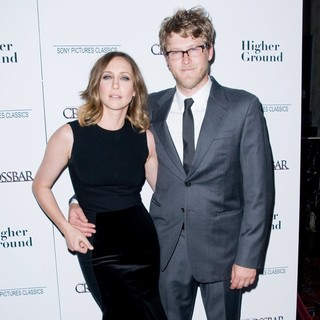 Vera Farmiga, Renn Hawkey in The New York Premiere of Higher Ground - Arrivals