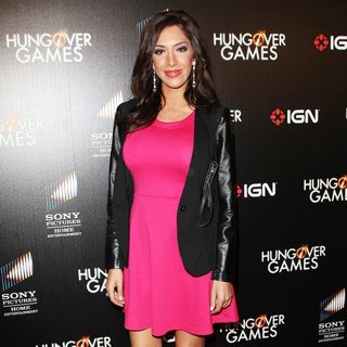 Farrah Abraham - Premiere of The Hungover Games - Arrivals