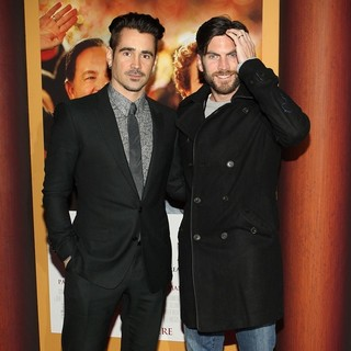 Colin Farrell - Saving Mr. Banks Los Angeles Premiere