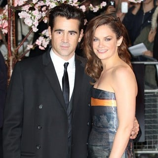 Colin Farrell, Ruth Wilson in 57th BFI London Film Festival - Saving Mr. Banks - Premiere