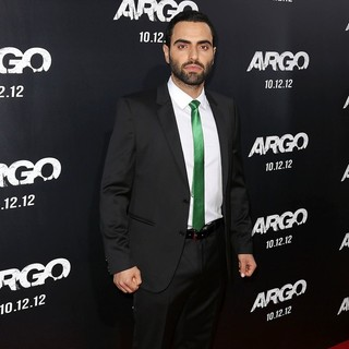 Farshad Farahat in Argo - Los Angeles Premiere