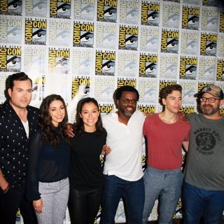 Comic-Con International 2016: San Diego - Orphan Black - Photocall