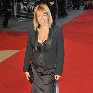 Fay Ripley in The Premiere of Anna Karenina