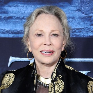 Faye Dunaway - Los Angeles Premiere for Season 6 of HBO's Game of Thrones
