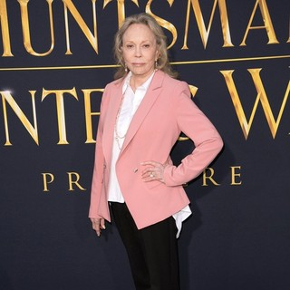 Faye Dunaway in Premiere of Universal Pictures' The Huntsman: Winter's War