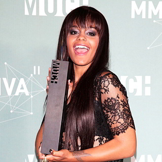 Fefe Dobson in The 22nd Annual MuchMusic Video Awards