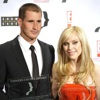 Brendan Fehr in 23rd Annual Gemini Awards 2008 - Press Room - fehr-miller-23rd-annual-gemini-awards-2008-press-room-01