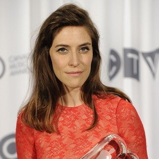 Feist in 2012 JUNO Awards - Press Room - feist-2012-juno-awards-press-room-01