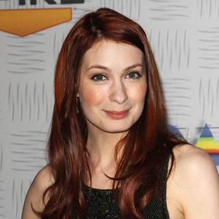 Felicia Day in Spike TV's 2010 Video Game Awards - Arrivals