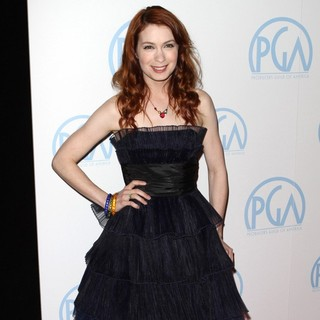 Felicia Day in The 23rd Annual Producers Guild Awards - Arrivals