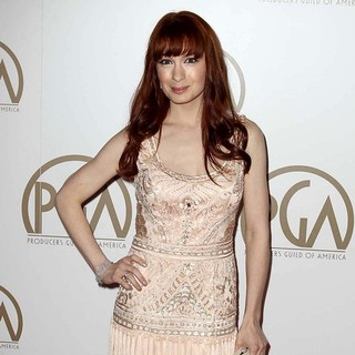 Felicia Day in 24th Annual Producers Guild Awards - Arrivals