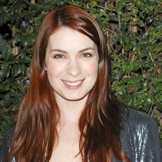 Felicia Day in Launch of XBox 360's Halo Reach