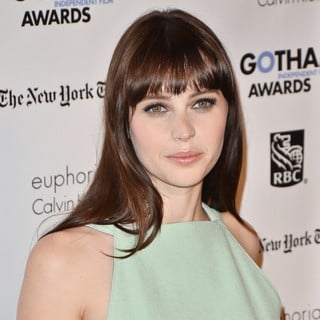 Felicity Jones in Gotham Awards 2011 - Arrivals