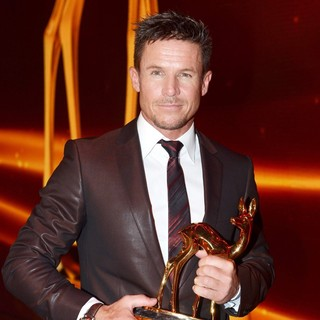 Felix Baumgartner in Bambi Awards 2012