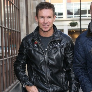 Felix Baumgartner in Felix Baumgartner at The ITV Studios