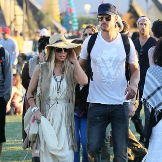 Josh Duhamel in Celebrities at The 2012 Coachella Valley Music and Arts Festival - Day 2 - ferguson-duhamel-2012-coachella-day-2-03