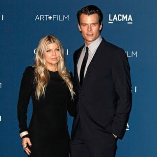 Stacy Ferguson, Josh Duhamel in LACMA 2013 Art and Film Gala Honoring Martin Scorsese and David Hockney Presented by Gucci