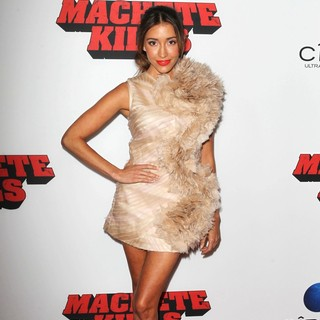 Fernanda Romero in Premiere of Open Road Films' Machete Kills