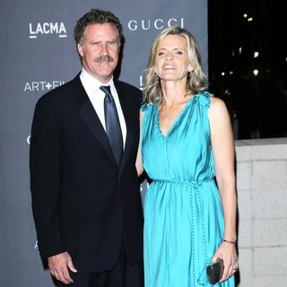 Will Ferrell, Viveca Paulin in LACMA 2012 Art + Film Gala - Arrivals