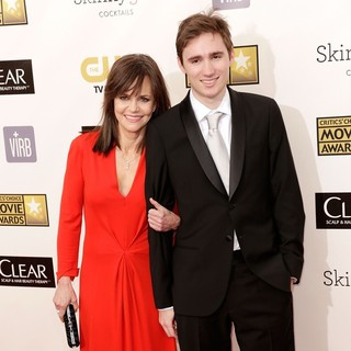 Sally Field, Sam Greisman in 18th Annual Critics' Choice Movie Awards