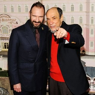 Ralph Fiennes, F. Murray Abraham in The Grand Budapest Hotel New York Premiere