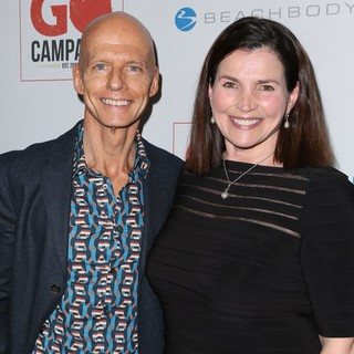 Scott Fifer, Julia Ormond in 8th Annual GO Campaign Gala