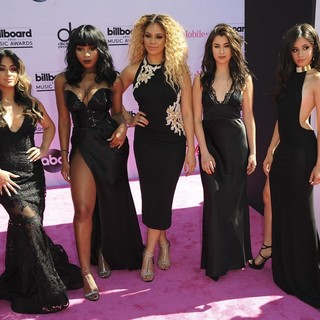 Fifth Harmony in 2016 Billboard Music Awards - Red Carpet Arrivals