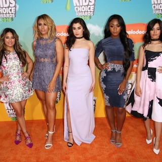 Fifth Harmony in Nickelodeon's 2016 Kids' Choice Awards - Arrivals