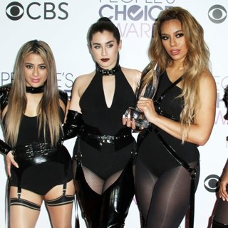 Fifth Harmony-People's Choice Awards 2017 - Press Room
