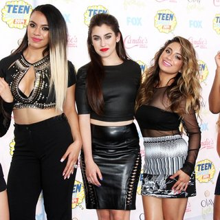 Fifth Harmony in Teen Choice Awards 2014 - Arrivals