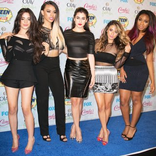 Fifth Harmony in Teen Choice Awards 2014 - Press Room