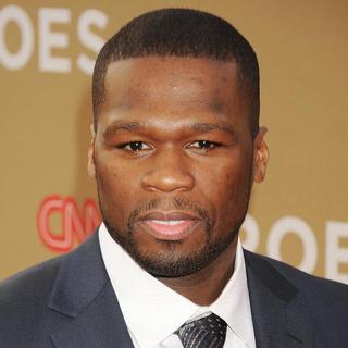 50 Cent in 2011 CNN Heroes: An All-Star Tribute