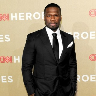 50 Cent - CNN Heroes: An All-Star Tribute - Arrivals