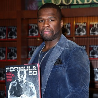 50 Cent in 50 Cent Celebrates The Launch of His Book Formula 50