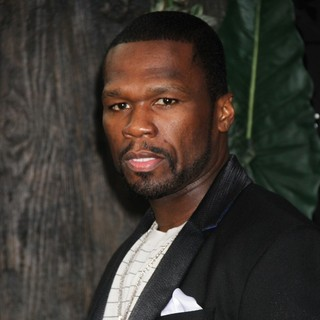 50 Cent in New York Premiere of After Earth