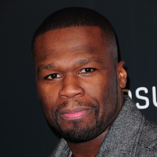 50 Cent in The Premiere of Django Unchained