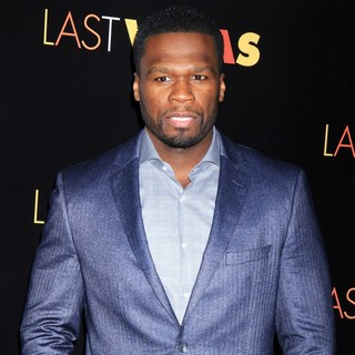 50 Cent in The Last Vegas New York Premiere