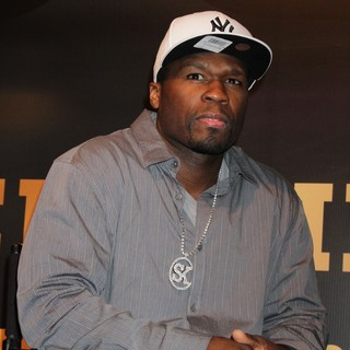 50 Cent in Product Launch for Street King Energy Shot