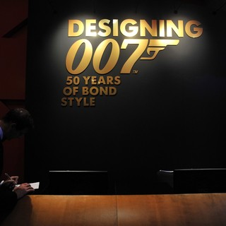 Atmosphere Designing 007 - Fifty Years of Bond Style