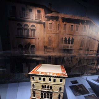 The Sinking Venice Palace from Casino Royale - 2006 Designing 007 - Fifty Years of Bond Style