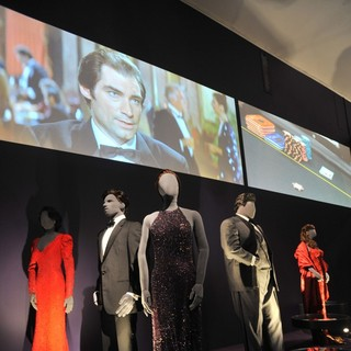 Licence to Kill Dresses - 1989 Designing 007 - Fifty Years of Bond Style