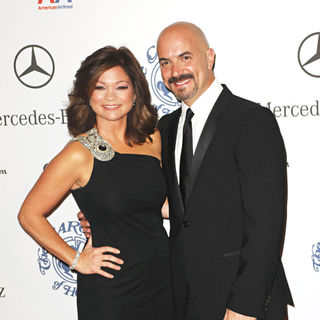 Valerie Bertinelli, Tom Vitale in 30th Anniversary Carousel of Hope Ball - Arrivals