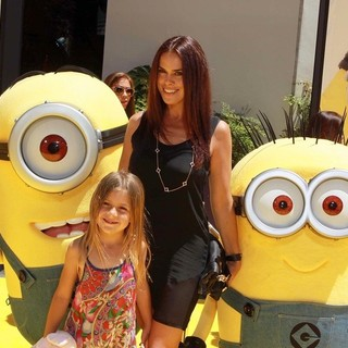 Kaia Jane Finn, Rosa Blasi in Premiere of Universal Pictures' Despicable Me 2